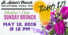 Brunch - May 12, 2019