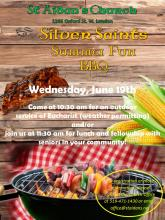 Silver Saints Luncheon - Jun 19, 2019